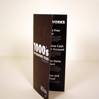 4 sided brochure